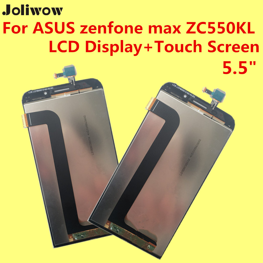 ФОТО For ASUS zenfone max ZC550KL ZenFone 5000 Z010DA LCD Display+Touch Screen+tools 5.5