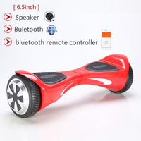 HX Self Balance Electric Hoverbaord With Bluetooth Bag APP Standing Drift Skateboard 6 5 8 10