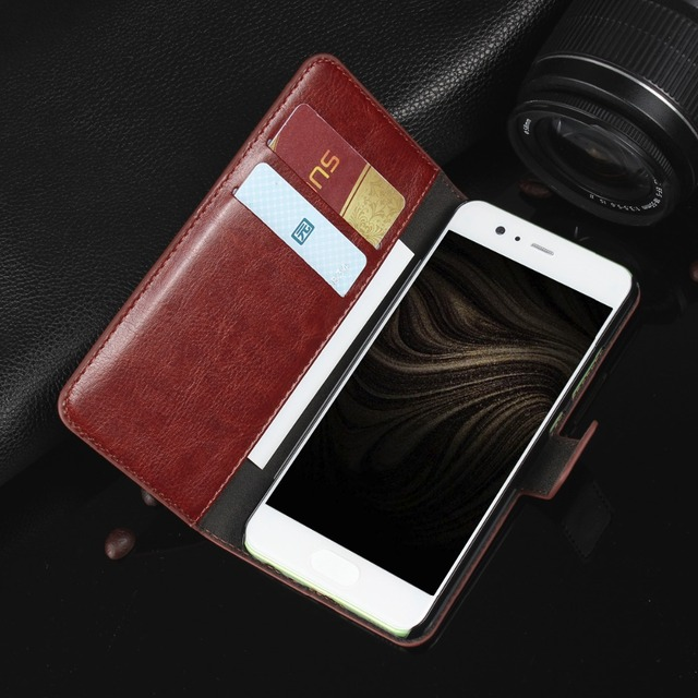 Flip Leather Phone Case For Huawei P10 Plus Wallet Cover Card Slot Holder Book Cases For Huawei P10Plus Carcasa Funda Coque Etui