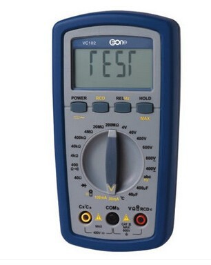VC102 All Ranges Protection Self-Restoring Digital Multimeter  цены
