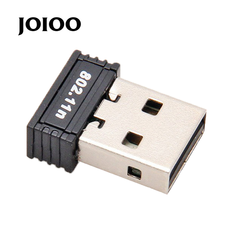 Network Cards Computer & Office Orderly 150mbps Wireless Adapter 150m Usb 2.0 Wifi Wireless 802.11 B/g/n Network Mini Card Usb Lan Dongle Support Window/mac Os /linux Buy One Get One Free