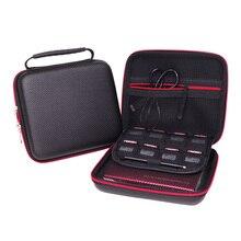 GUANHE чехол жесткий диск, Wi-Fi, HDD кабель SSD ручка молнии Защитная сумка для планшета для WD, на возраст 1, 2, 3, 4, ТБ свой паспорт Беспроводной Pro