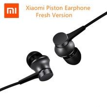 Original Mi Piston Earphones Fresh Youth Version Microphone 1 More Round wire Headset for Xiaomi Mi max Mi5 4 3 RedMi Note 3 4
