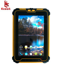 Original Rugged Mini PC Tablet 4G Mobile Industrial Computer Waterproof Computer Shockproof Android 7.1 8