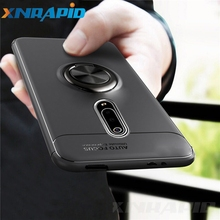 Luxury Armor Case for  Xiaomi Mi 9T Magnetic Ring Holder Silicone Cover Mi9T Pro Cases Fundas