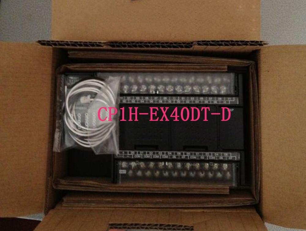 все цены на CP1H-EX40DT-D Programmable controller EX40DT Original CP1H PLC Controller онлайн