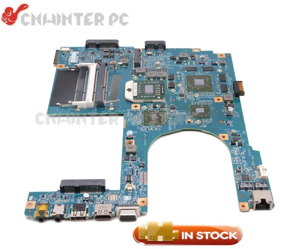 NOKOTION For Acer aspire 7552 7552G Laptop Motherboard MBPZT01002 48.4JN01.01M Socket S1 DDR3 Free CPU HD5650 GPU