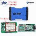 V2015.R1 Auto CDP TCS CDP Pro Plus Scanner Com Com NEC Relés + LEVOU a Cabo TCS CDP CDP De Diagnóstico do Scanner ferramenta