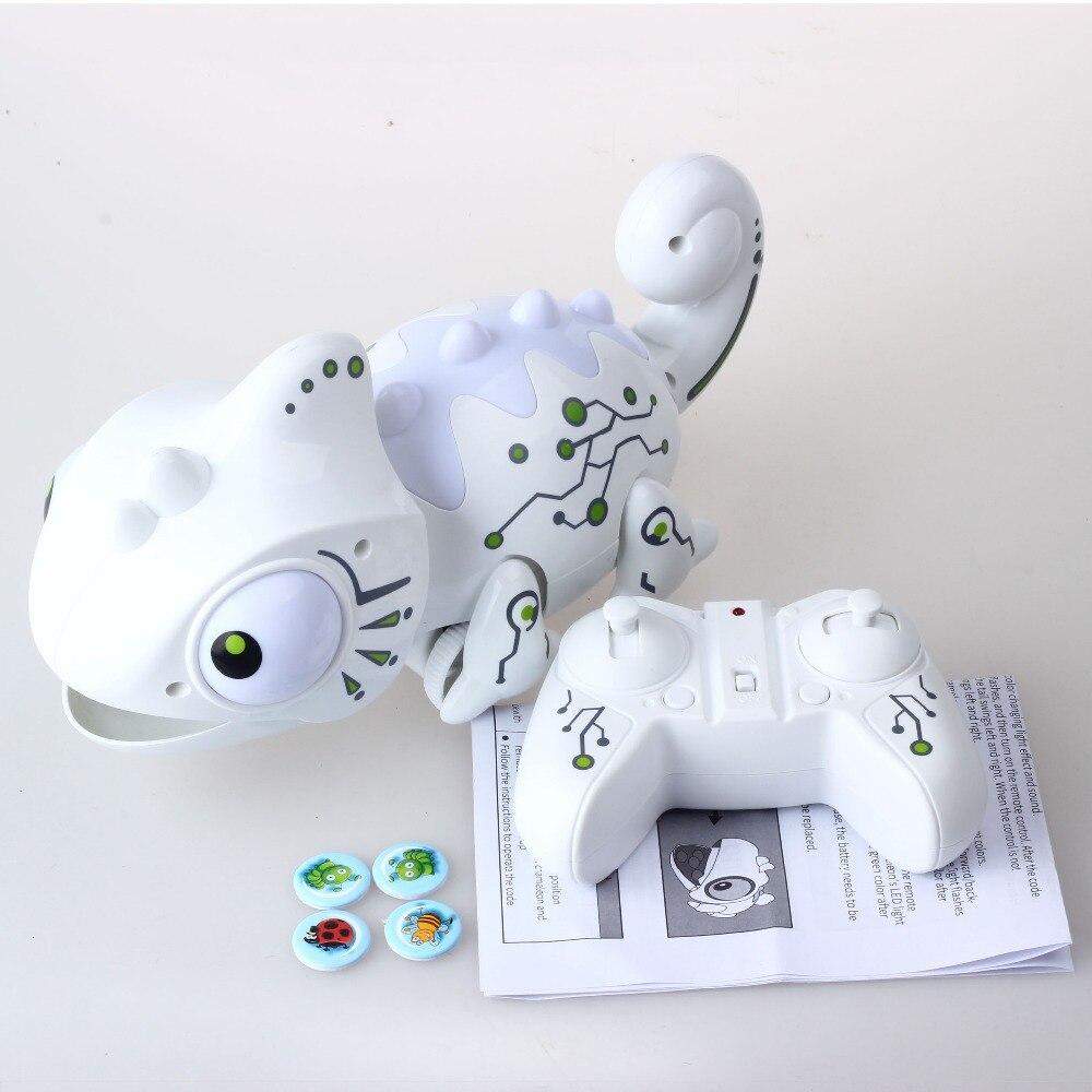 24chz rc robo dinossauro brinquedos camaleao animal 04
