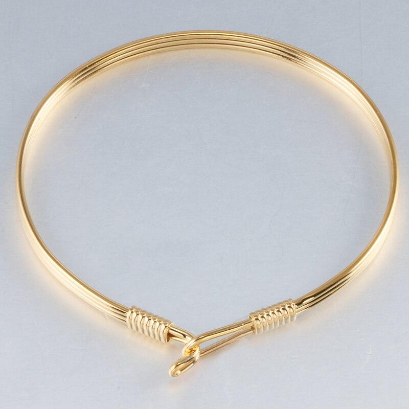 Wholesale Multilayer Bracelet Adult Size Rose Gold Color Stainless ...