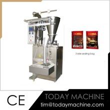 Automatic vertical instant coffee bag packaging small drip sachet coffee powder packing machine цена и фото