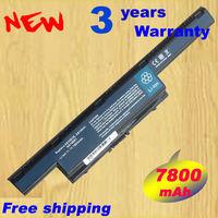 Laptop Battery for Acer Aspire 4741g 4750g 5750g 4743g 4752g 4738g AS10D31 7800M