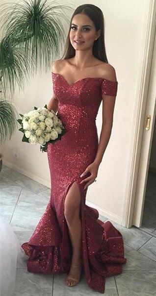 Online Buy Wholesale mermaid dress short slit from China mermaid ...
