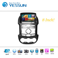 Car DVD Player Android Wince System For Ford Ranger Autoradio Car Radio Stereo GPS Navigation Multimedia Audio Video