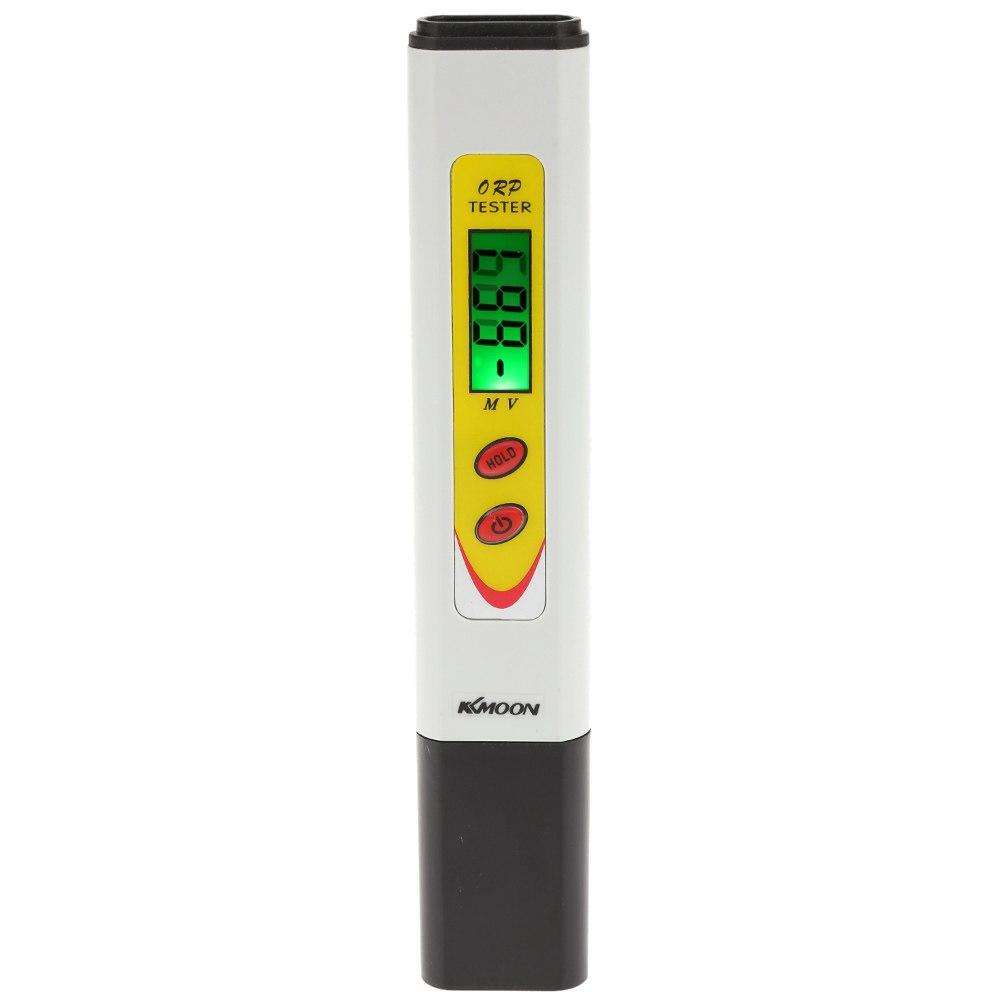 Pen-Tipo Medidor de ORP KKmoon Bebida verificador Da Qualidade de Água mini Potencial de Redução de Oxidação Indústria Experimento Analisador Medidor Redox