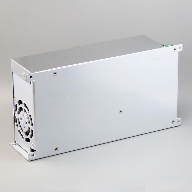 Universel 24 V 20A 500 W régulé alimentation à découpage Transformer100-240V AC à DC pour LED bande lumière éclairage CNC CCTV moteur - 4