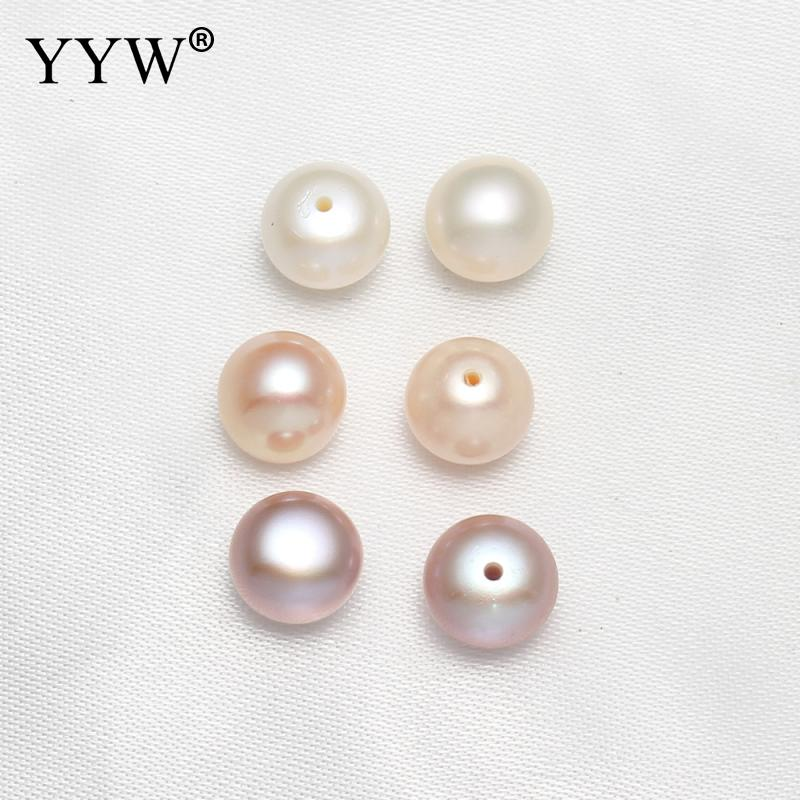 Beads & Jewelry Making Fast Deliver Cultured Rice Freshwater Pearl Beadsf Or Jewelry Making Coffee Color 7-8mm Hole:approx 0.8mm Sold Per Approx 15 Inch Strand Jewelry & Accessories