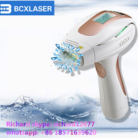 Handheld laser hair removal deals MINI IPL Hair Removal 120,000 Pulses beauty device on hot sale