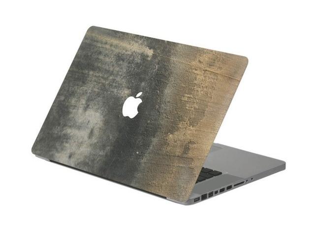Rusty Metal Laptop Decal Sticker Skin For MacBook Air Pro Retina - Vinyl decals for macbook