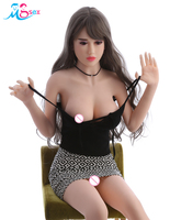 Cheap Sex Doll 165cm Female Realistic Adult Silicone Japanese Anime Sex Dolls Real Life Big Ass Robot Human