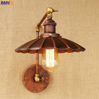 Retro Loft Vintage Wall Lamp Home Lighting Industrial Edison Swing Long Arm Wall Light Sconce Lampara Apliques Pared|apliques pared|lamparas apliques paredlight sconce -