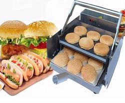 Commercial Hamburger Maker Electric Hamburger Machine BHB -6