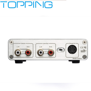Image 2 - NEW TOPPING A30 Desktop Headphone Amplifier audio amp TPA6120A2 OPA1611 OPA2134