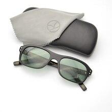 abeef1d8f8d658 Kingsman Vintage Designer Geheime Dienst Zonnebril Vrouwen Gepolariseerde  UV400 Lens Acetaat Frame Brillen Voor Mannen Buiten Br..