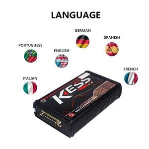 Image 3 - Diaglostic Tool Kess Eu Versie V2.53 Manager Tuning Kit 5.017 Master Ktag 7.020 4 Led Kess V5.017 Hoge Kwaliteit Ktag v7.020