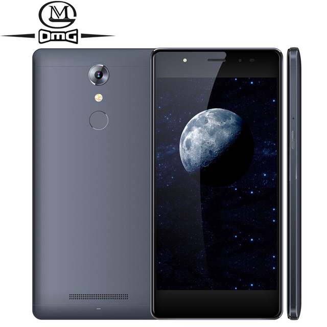 "Original Leagoo T1 Plus MT6737 Quad Core Android 6.0 Smartphone 4G LTE 5.5"" 3GB RAM 16GB ROM Fingerprint ID Mobile Cell Phone"
