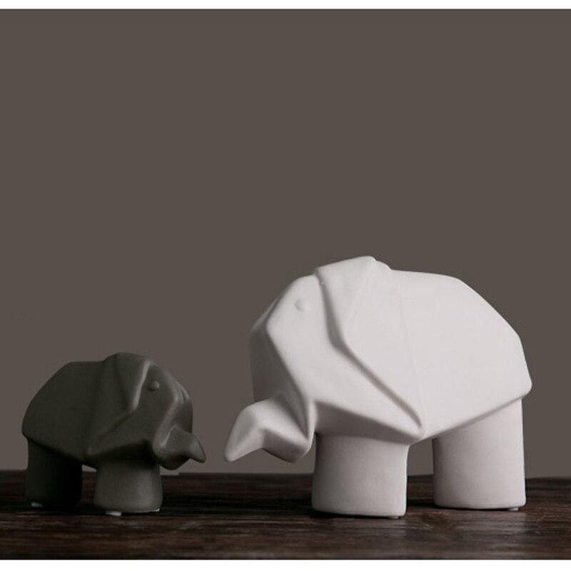 Die kreative design der modernen wohnzimmer dekoration keramik ...