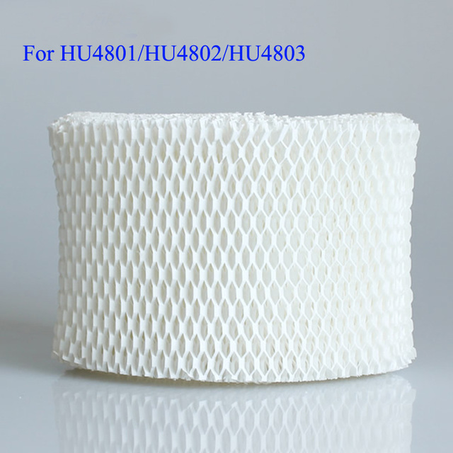 Filter bacteria and scale for Philips HU4801/HU4802/HU4803 Humidifier Parts 1 piece humidifier parts hepa filter bacteria and scale replacement for philips hu4706 hu4136