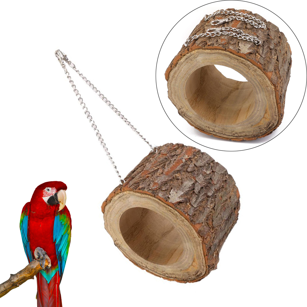 Well-Educated 30cm Metal Budgerigar Parrot Swing Foot Chain Links Part Bird Play Toys Home & Garden Pet Products