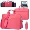 Waterproof Ladies Laptop Shoulder Bag Carry Case Briefcase for HP 14'' Chromebook/ SlateBook/ ENVY/ Pavilion/ Sleekbook/ZBook 14