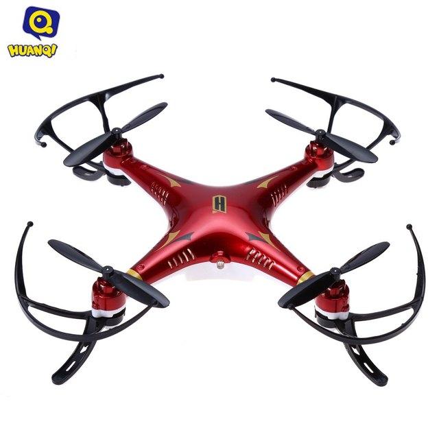 Drone RC Huanqi 894 Profesional CALIENTE 2.4G 4CH 6-Axis Gyro RTF Mini Quadcopter Drone Helicóptero de Control Remoto de Juguete Al Por Mayor