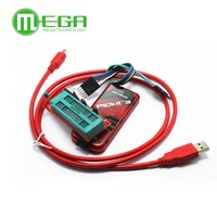 Free Shipping PICKIT3 Programmer PIC ICD2 PICKit 2 PICKIT 3 Programming Adapter Universal Programmer Seat