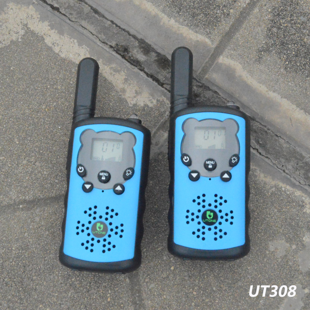 Image 4 - GoodTalkie UT308 long range two way radios travel walkie talkie 10 km-in Walkie Talkie from Cellphones & Telecommunications
