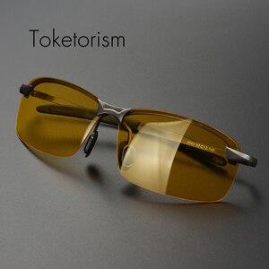 Toketorism new arrival night vision glasses high quality polarized men women night vision goggles