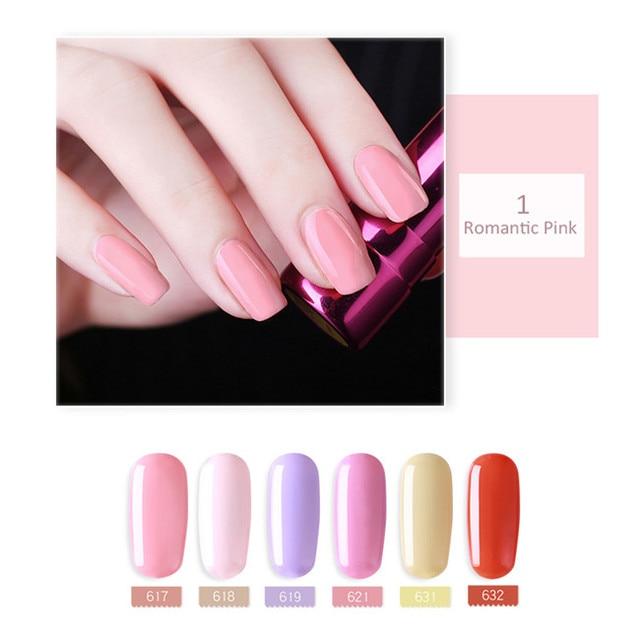 Buy Bluesky A44 Musk Pink Gel Polish Online in UK | Diva