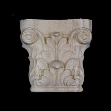 8x8x1.6cm  European style decoration stigma furniture door beam column