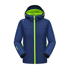 2016 New Hot Sale Men Clothing Outdoor Sports Windbreaker Outerwear Jacket Waterproof Hiking Man Raincoat