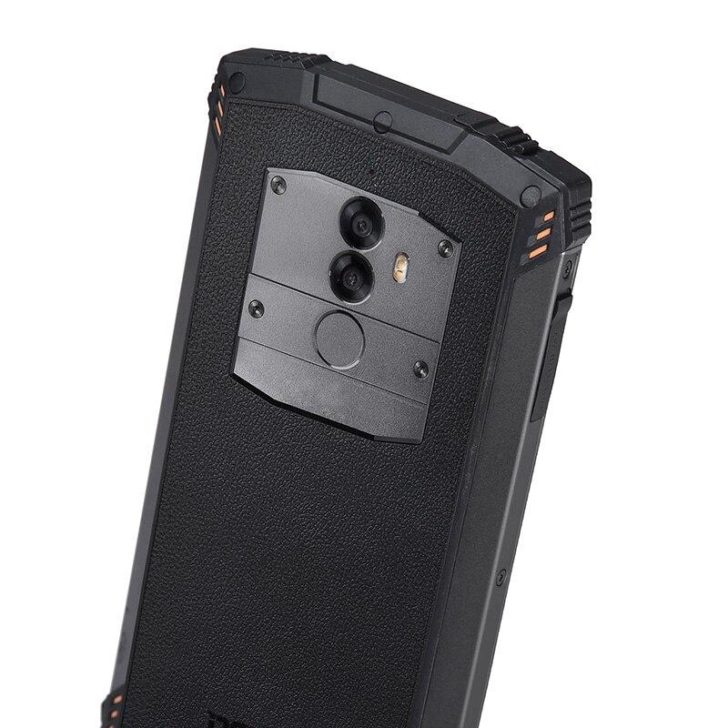 Image 5 - Original Doogee S55 4G LTE Dual Sim IP68 Smartphone Android 8.0 Octa Core 4G+64G Waterproof Shockproof Phone Fingerprint 5500mAh-in Cellphones from Cellphones & Telecommunications