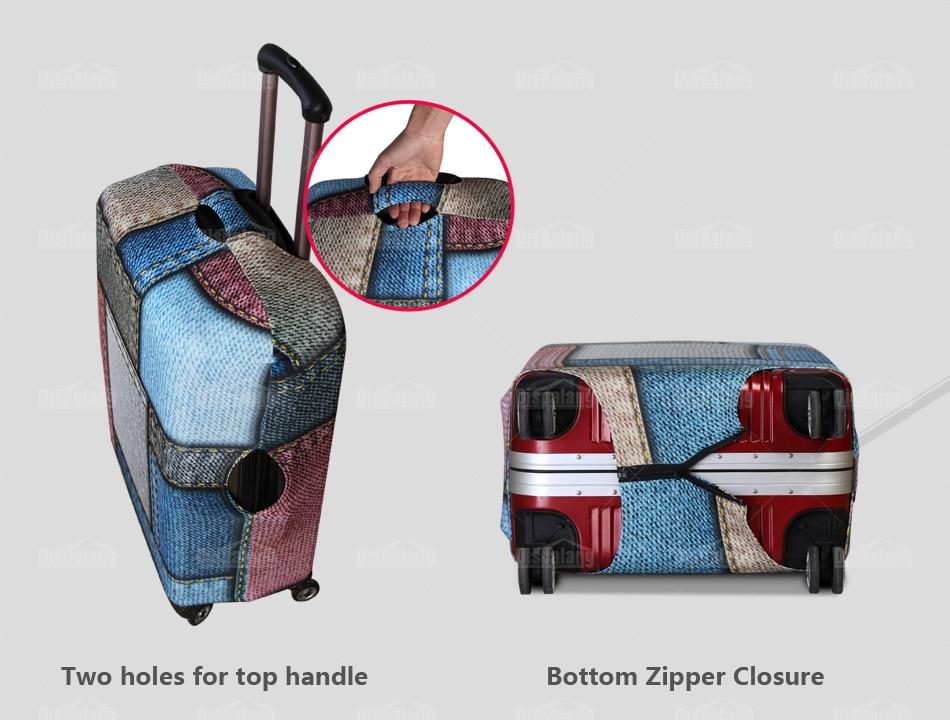 feminina bagagem capas de proteção melhores acessórios de viagem