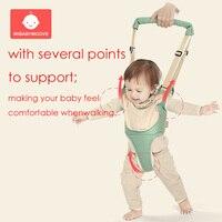 Baby Walker Toddler Harness Assistant Backpack Leash for Kids Strap Adjustable Handheld Learning Walking Belt Child Safety Reins