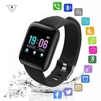 men waterproof D13 Smart Watch 1.3 Inch Men Women For Android Apple Phone Waterproof Heart Rate Tracker Blood Pressure Oxygen Sport Smartwatch (1)