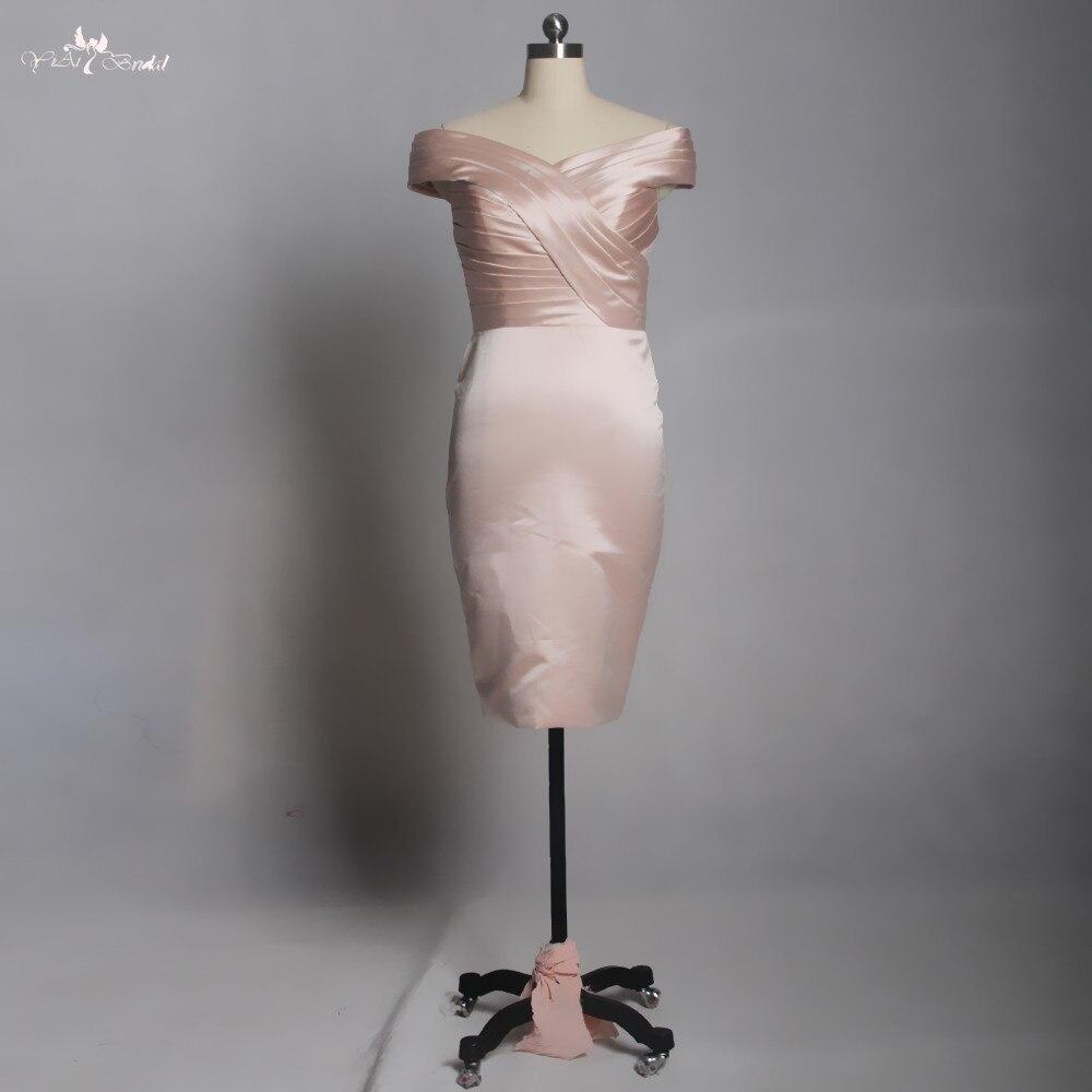 LZF015 Candy Color   Prom     Dress   Pleat Straight   Dress   Bridesmaid   Dresses