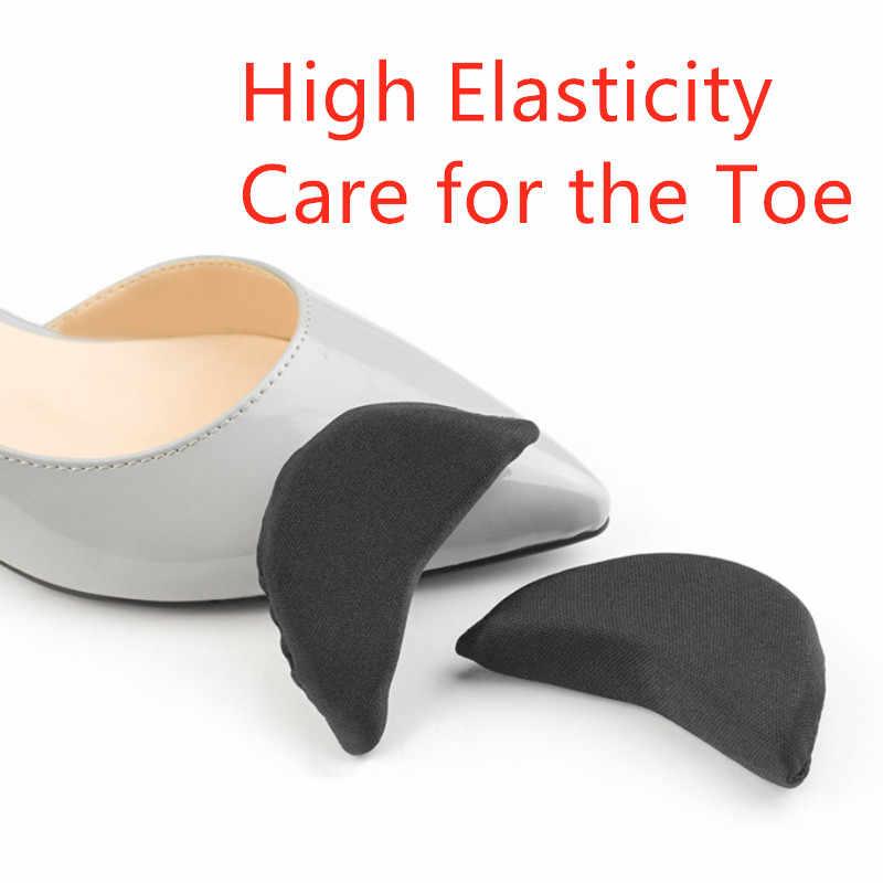 Bunion Corrector ถุงเท้า Helper แฟชั่น Anti - Pain เบาะฟองน้ำเท้า Forefoot ครึ่งหลา Pad Top ปลั๊กแฟ้มเท้า