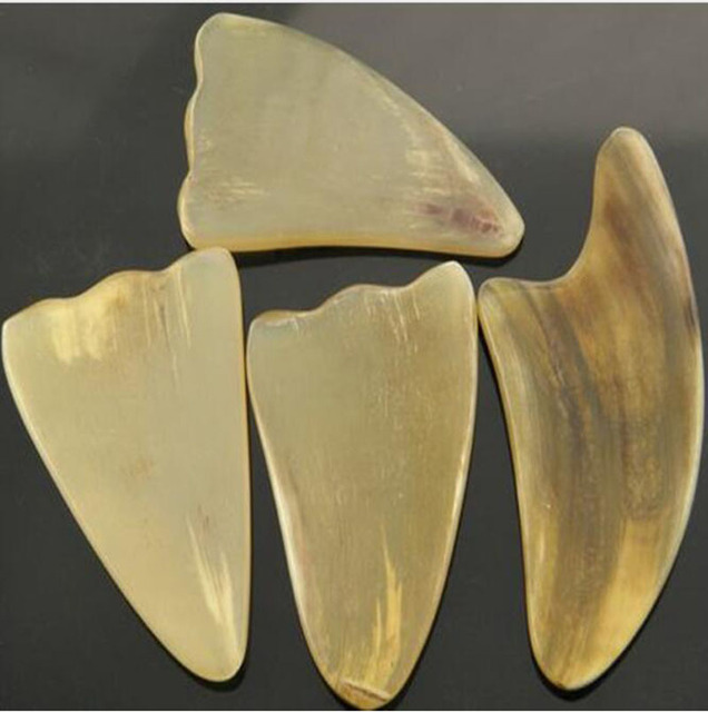Ox Horn Gua Sha Tools