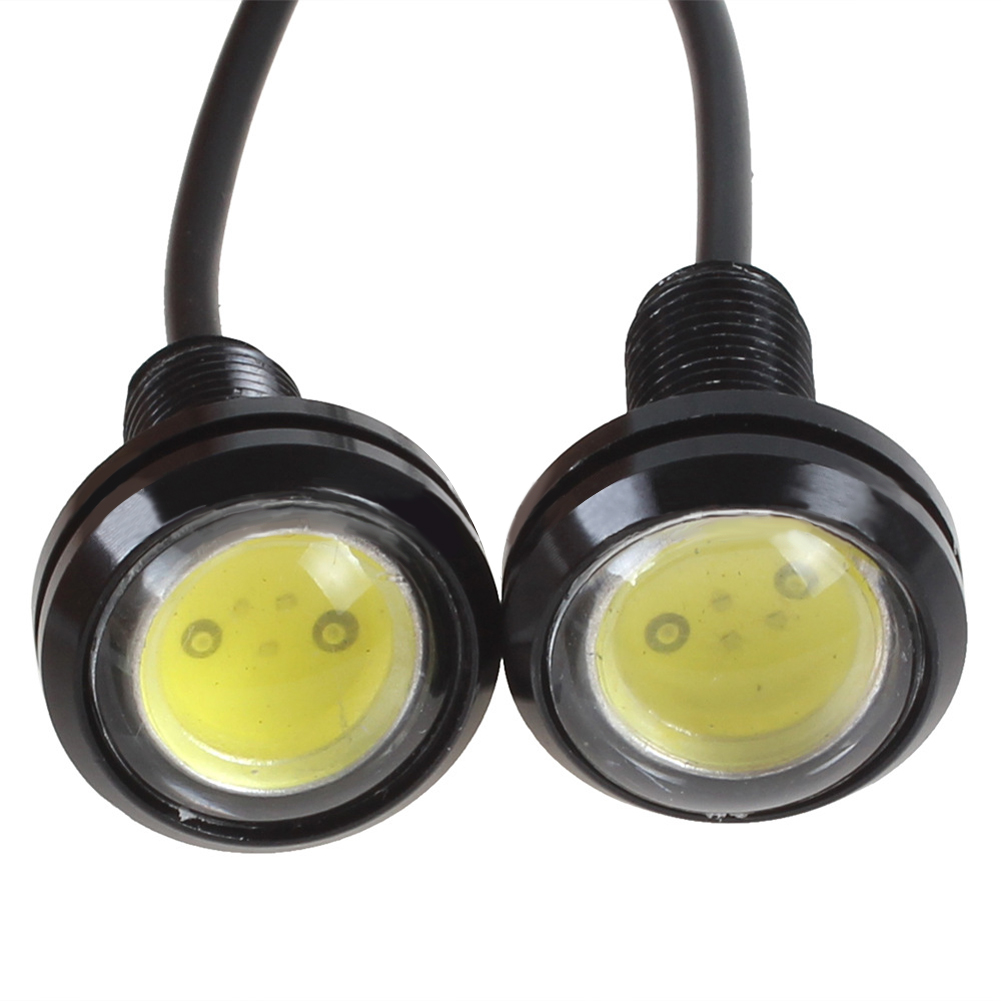 2 Pieces Car Light Auto Styling