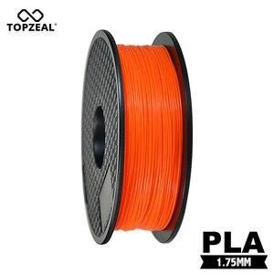 TOPZEAL Fluo Orange 3D Printer
